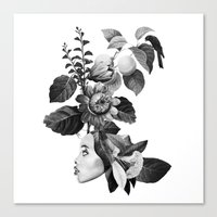 REALLA Canvas Print