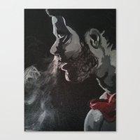 Proper Haze Canvas Print