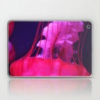 Pink Jellyfish Laptop & iPad Skin