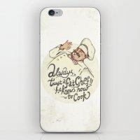 CHEF iPhone & iPod Skin