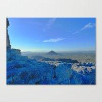 Camelback 2 Canvas Print