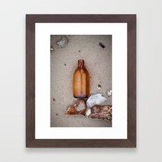 Dead Horse Bottle 2 Framed Art Print