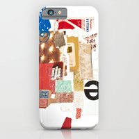 iPhone & iPod Case featuring Red by Emily Rickard