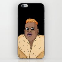 Macklemorpheus iPhone & iPod Skin