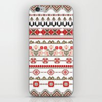 Traditional Pattern iPhone & iPod Skin