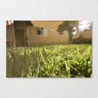 Varal / Clothes Line  Canvas Print