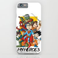 My Heroes iPhone 6 Slim Case
