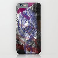 iPhone & iPod Case featuring Sea God #1 by Dayle Kornely