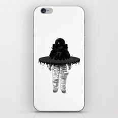 Through the Black Hole iPhone & iPod Skin
