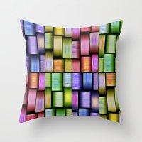 Modern Pattern Design Throw Pillow