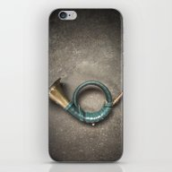 French Horn iPhone & iPod Skin