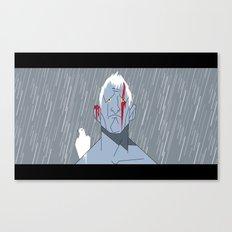 Manga Roy Canvas Print