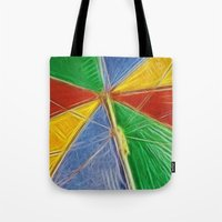 Summertime Shade Tote Bag