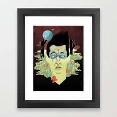 Lost Hero Framed Art Print