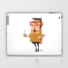 Carl Cappuccino  Laptop & iPad Skin