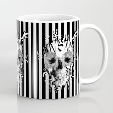 Limbo, Skull with poppy eyes Mug