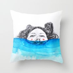 Immersion Throw Pillow
