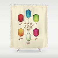 Legend Of Zelda - Tingle… Shower Curtain