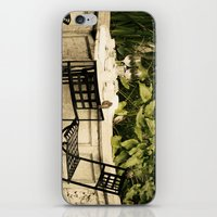 Dining Sparrows iPhone & iPod Skin