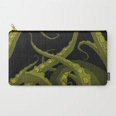 Subterranean Green Carry-All Pouch