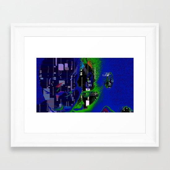 THouz v.2 Framed Art Print