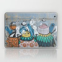 Astronaut Graffiti Laptop & iPad Skin