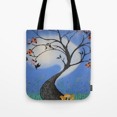 Whispering Branches Tote Bag
