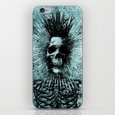 Death King iPhone & iPod Skin