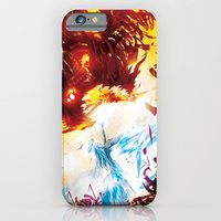 A Dragon Taught me Fire iPhone 6 Slim Case