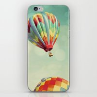 Perfect Dream - Hot Air … iPhone & iPod Skin
