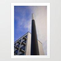 Bauhaus/Lantern Art Print