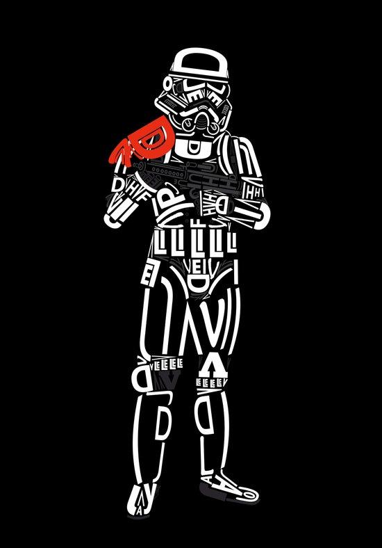 sanstrooper Art Print