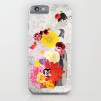 iPhone & iPod Case featuring cecelia waits by cardboardcities