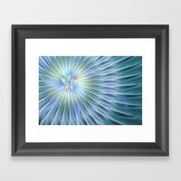 Turbine Framed Art Print