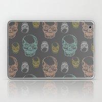 Flirty Skulls Laptop & iPad Skin