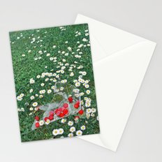 Daisies & Candies Stationery Cards