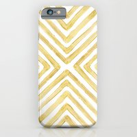 Gilded Bars iPhone 6 Slim Case