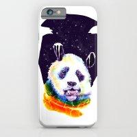 Panda Technicolor iPhone 6 Slim Case