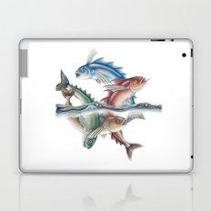 INKYFISH - Jumping Fish Laptop & iPad Skin