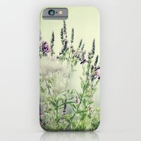 lavender fields iPhone 6 Slim Case