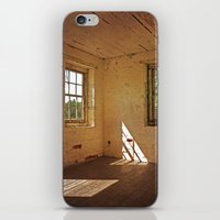Echoes in Light iPhone & iPod Skin