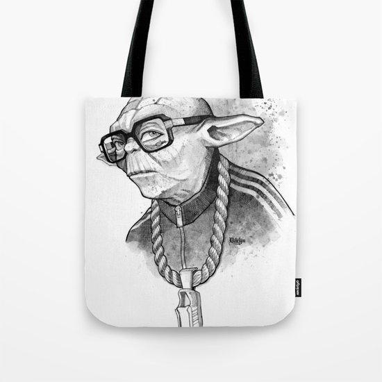 YO DMC Tote Bag