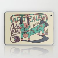 Don't tick me off. Laptop & iPad Skin