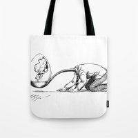 Paternity Tote Bag