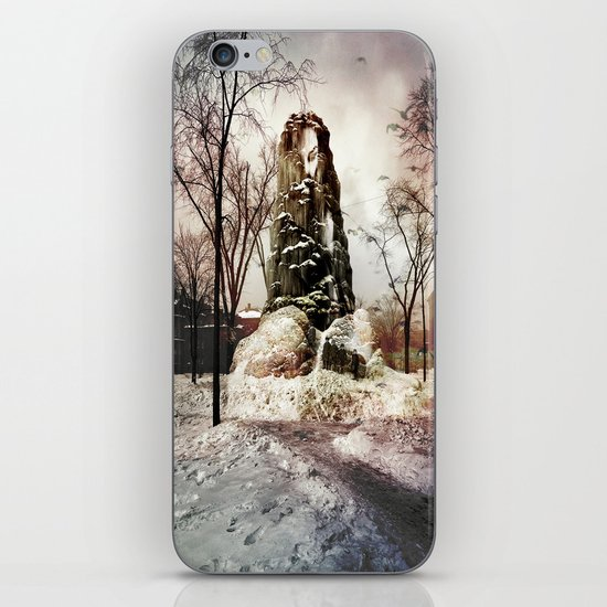 Mother Nature (1904) iPhone & iPod Skin