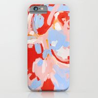iPhone & iPod Case featuring Color Study No. 8 by Emily Rickard