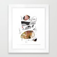 des21 Framed Art Print