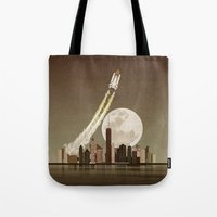 Rocket City Tote Bag