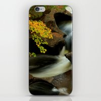 Fall from the Bridge iPhone & iPod Skin