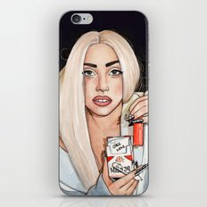 'One Love' iPhone & iPod Skin